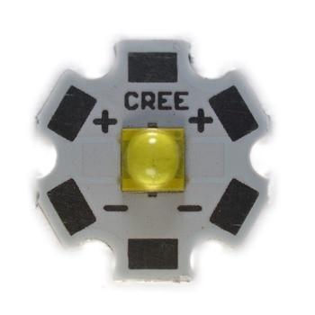 50PCS CREE 5050 20W Flip chip 5700K 6000K PCB20 MM XML XM-L XBD XPE XPL T6 LED U2 blanco LED de alta potencia chip sitemap xml