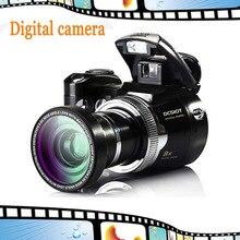 DHL Free Quick Ship 16Mp Max Digital Digicam Protax/Polo DC510T SLR Form Digicam 5MP CMOS 8X Zoom Digicam HD 720P Video Li-Battery