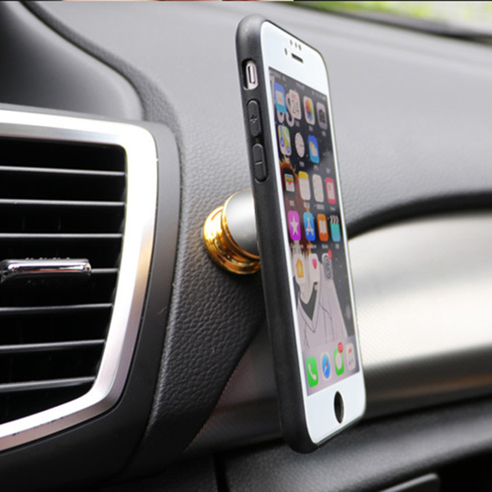 Magnetic Car Holder For Phone Universal Holder Mobile Cell Phone Holder Stand For Car Air Vent Mount GPS Car Phone Holder