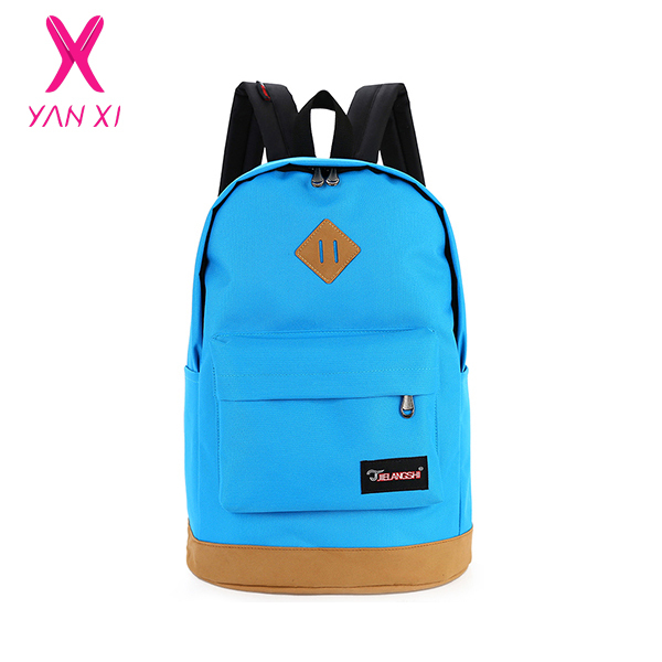 YANXI New 2016 top brand cloth school bags for teenagers pop quiz ...