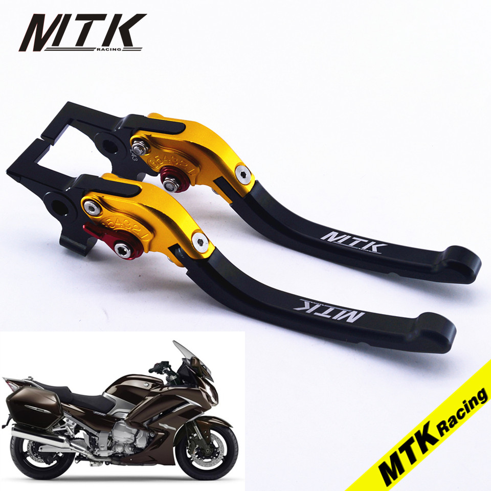MTKRACING CNC Adjustable Folding Brake Clutch Levers Motorcycle For Aprilia TUONO V4R Factory 2011 2012 2013 2014 2015 2016 adjustable billet extendable folding brake clutch levers for triumph daytona 675 r 2011 2015 speed triple 1050 r 12 15 2013 2014