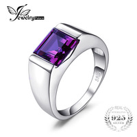 Alexandrite Sapphire 3 4ct Engagement Ring Gift For Man 925 Solid Sterling Sliver Sets Wholesale New