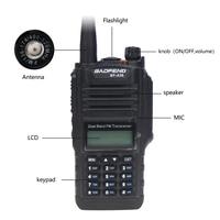 cb רדיו Baofeng BF-A58 תחנת רדיו Waterproof מכשיר הקשר IP57 128CH Dual Band UHF VHF שני הדרך רדיו כף יד FM משדר CB Ham (3)