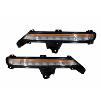 High Bright LED Daytime Running Light Car Styling DRL Head Fog Lamp For KIA K2 Rio