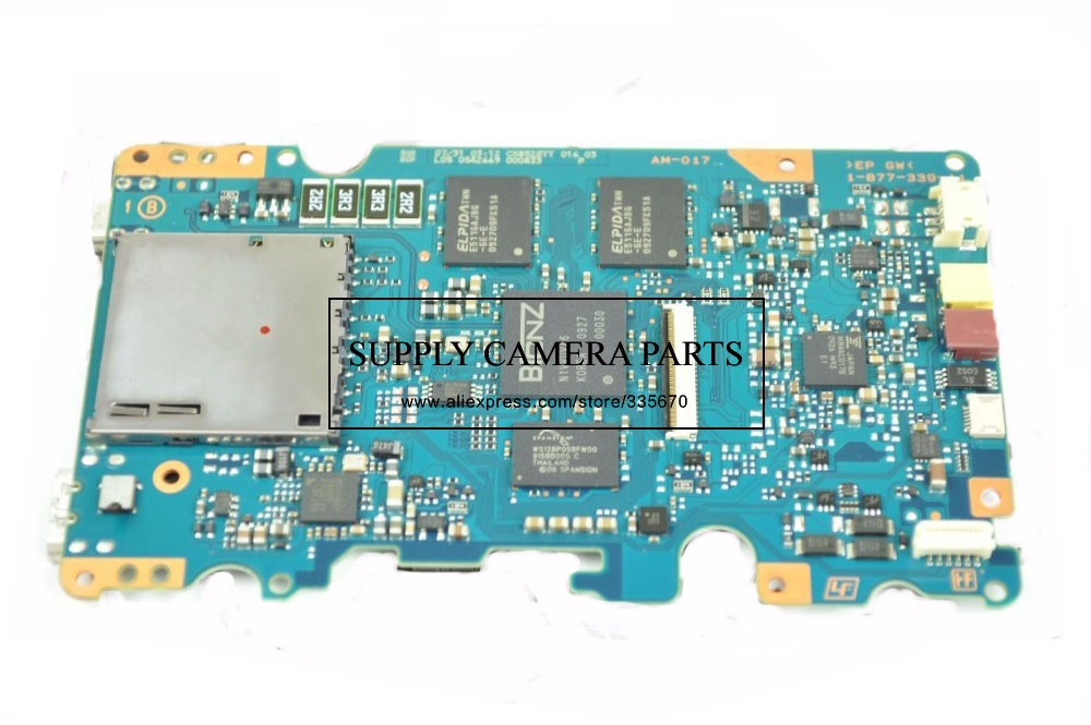 Free Shipping!90%new A330  motherboard for Sony A330  mainboard a330 main board Camera repair parts free shipping 95%new motherboard for canon ef s 55 250 mm f 4 5 6 is ii mainboard main board camera repair parts