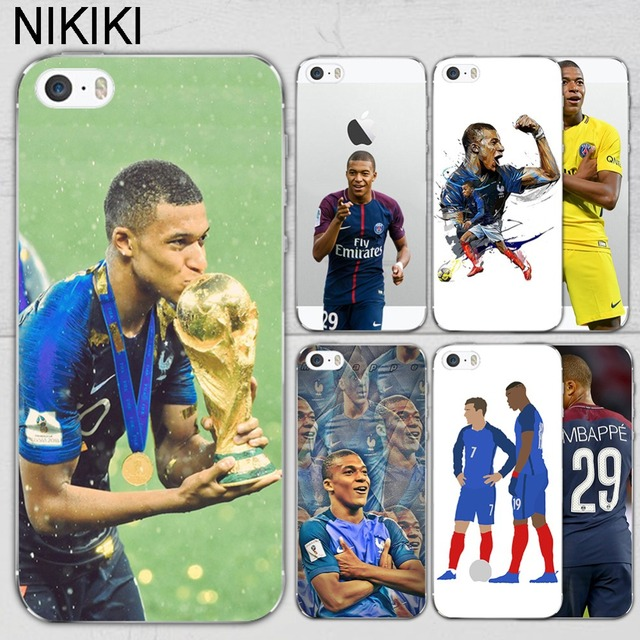 coque iphone 6 mbappe 7