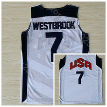 reputable site d011f eb55c Buy westbrooks jersey and get free shipping on AliExpress.com
