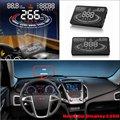 Для GMC Sierra/Внедорожник/Yukon 2015 2016 Автомобилей Head Up Display Saft Вождение Проекционный Экран-Refkecting Лобовое Стекло