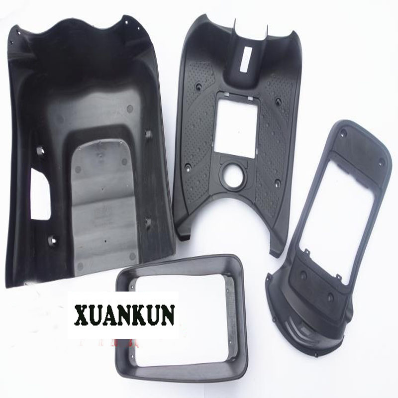 XUANKUN  zoomer Motorcycle Electric Car Accessories Modified Foot Pedal Plastic Case Shell motorcycle accessories modified zoomer gy6 10trapeze engine cradle rocker arm