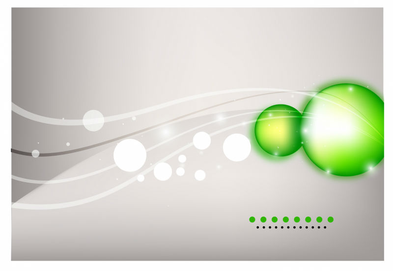 Template Plastic | Green Background Business Card Translucent Plastic Card Template