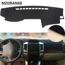 Dashboard Cover For Toyota Land Cruiser Prado Lexus GX470 J120 2003 - 2009 Dash Mat Dashmat Sun Shade Dash Board Cover Carpet дефлекторы на окна voron glass corsar toyota land cruiser prado 120 j120 lexus gx470 urj120 2002 2009 комплект 4шт def00420
