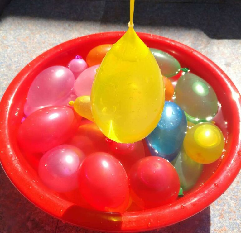 37Pcs/bunch Water Balloon Bunch Of Balloon Amazing Magic Water Balloon Bombs Toys Kids Summer Beach Games Water injection party