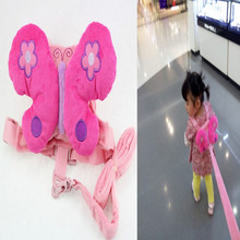 2 in 1 Harness Buddy Children Toy Backpacks with Safty Straps Toddler Funny Plush Harness with Anti Lost Strap 30 models