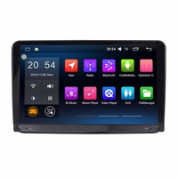 8 Inch Car Radio For Universal Capacitive Touch Screen Intel ATOM Quad Core Gps Navigation Android