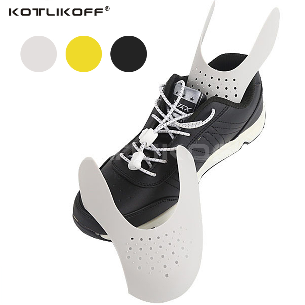KOTLIKOFF Plastic Shoe Stretcher Trees Protective Shoes Hood Cushion Internal And External Can Use Shoe Stretchers Shapers
