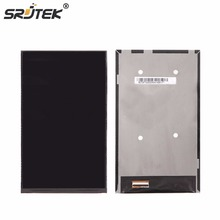 Srjtek Para Asus Fonepad 7 2014 FE170CG ME170 ME170C K012 ME170 Panel de la Pantalla LCD Monitor de Pantalla de Reparación de piezas de Repuesto