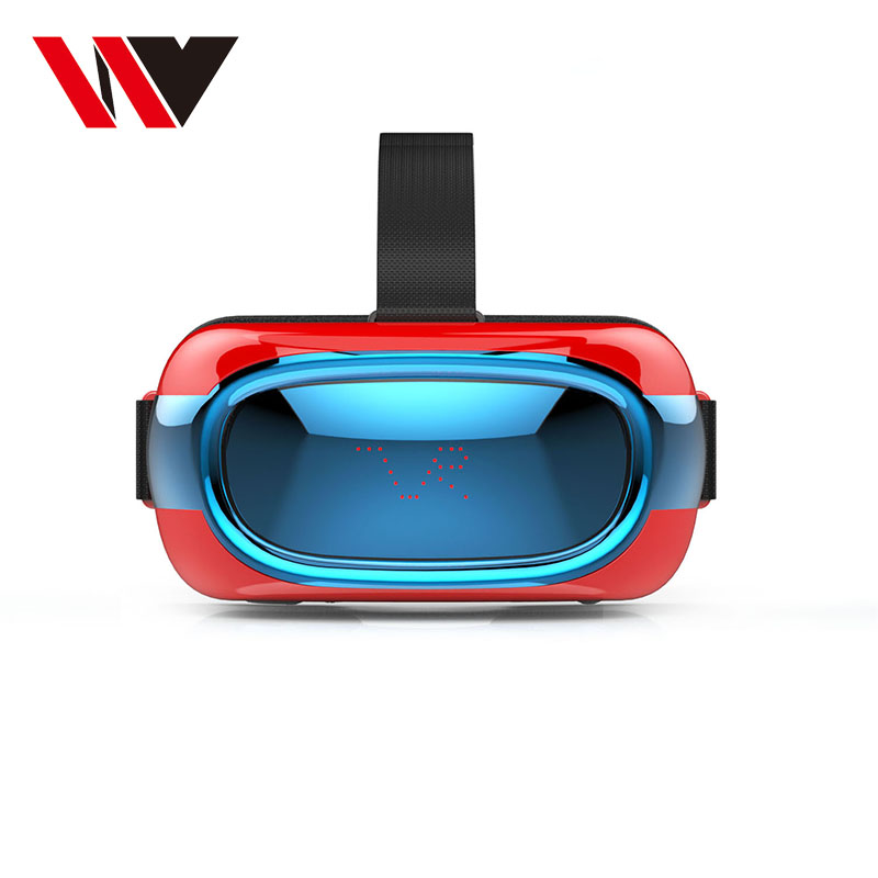 WV Original All-in-one Virtual Reality 3D Glasses VR Headset 1G/16G Support Bluetooth WIFI TF Card Better than Baofeng Mojing 4