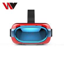 เวสต์เวอร์จิเนียเดิมAll-in-oneความจริงเสมือนแว่นตา3D VRชุดหูฟัง1กรัม/16กรัมสนับสนุนบลูทูธWIFI TFบัตรดีกว่าB Aofeng Mojing 4