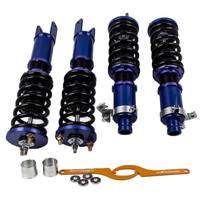 Coil Spring Shock Coilover For Honda Civic CX DX EX EXR HX LX 96 00 97