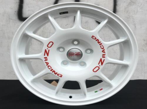 Open Country Tires >> Replica OZ White color 17 inch 17X7 4x100 5x100 5x114.3 Car Aluminum Alloy Wheel Rims -in Wheels ...