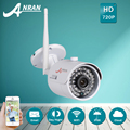 ANRAN IP Camera WiFi 720P ONVIF Wireless Camara Video Surveillance HD IR Night Vision Mini Outdoor Security Camera CCTV System