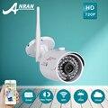 Anran cámara ip wifi 720 p onvif wireless camara videovigilancia hd infrarrojos de visión nocturna mini cámara de seguridad cctv al aire libre sistema