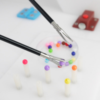 Neue Laparoskopische naht ausbildung bildung ausrüstung 3D naht modul tragen perlen/clamp ball/traktion/clamp modell|Kulturbeutel-Kits|   -
