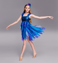 2018 Real Ballet Children Dance Skirt Original Single Female Dress Performance Clothing Color Costumes New Foreign Trade Of The