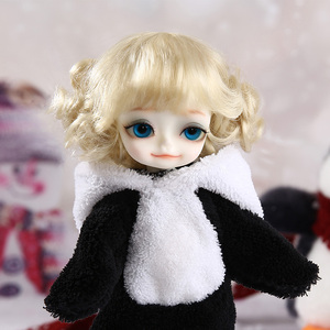 Image 3 - Free Shipping Withdoll Pooky Penguin BJD SD Dolls Yosd 1/8 Body Model Baby For Gift including clothes for fullset  OUENEIFS