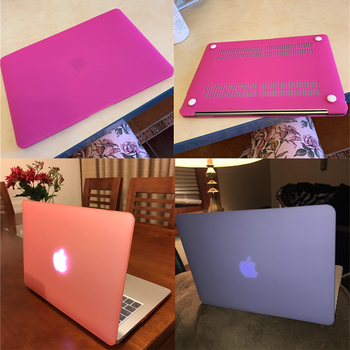 Matte Crystal Case for MacBook 3