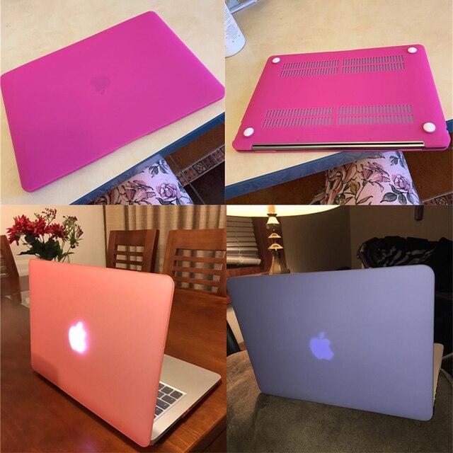 Matte Crystal Case for MacBook 3