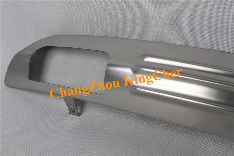 Из нержавеющей стали опорная плита бампер охранник доска бар для Infiniti JX35 QX60 2013