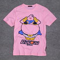 Anime Dragon Ball Z Majin Buu Funny Creative Design Men t shirt Short Sleeve Casual Tops Cool Tee For Men cosplay