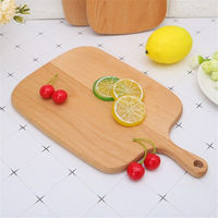 Durable Wooden Chopping Board Kitchen Accessories High-end Kitchen Appliances Food Slice Kitchen Tool