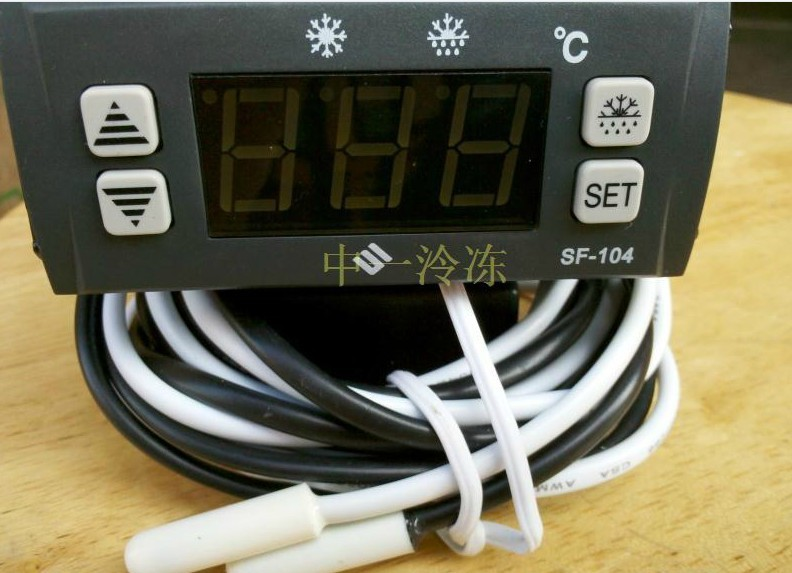 Freeshipping SF-104 electronic temperature digital display temperature controller refrigerator