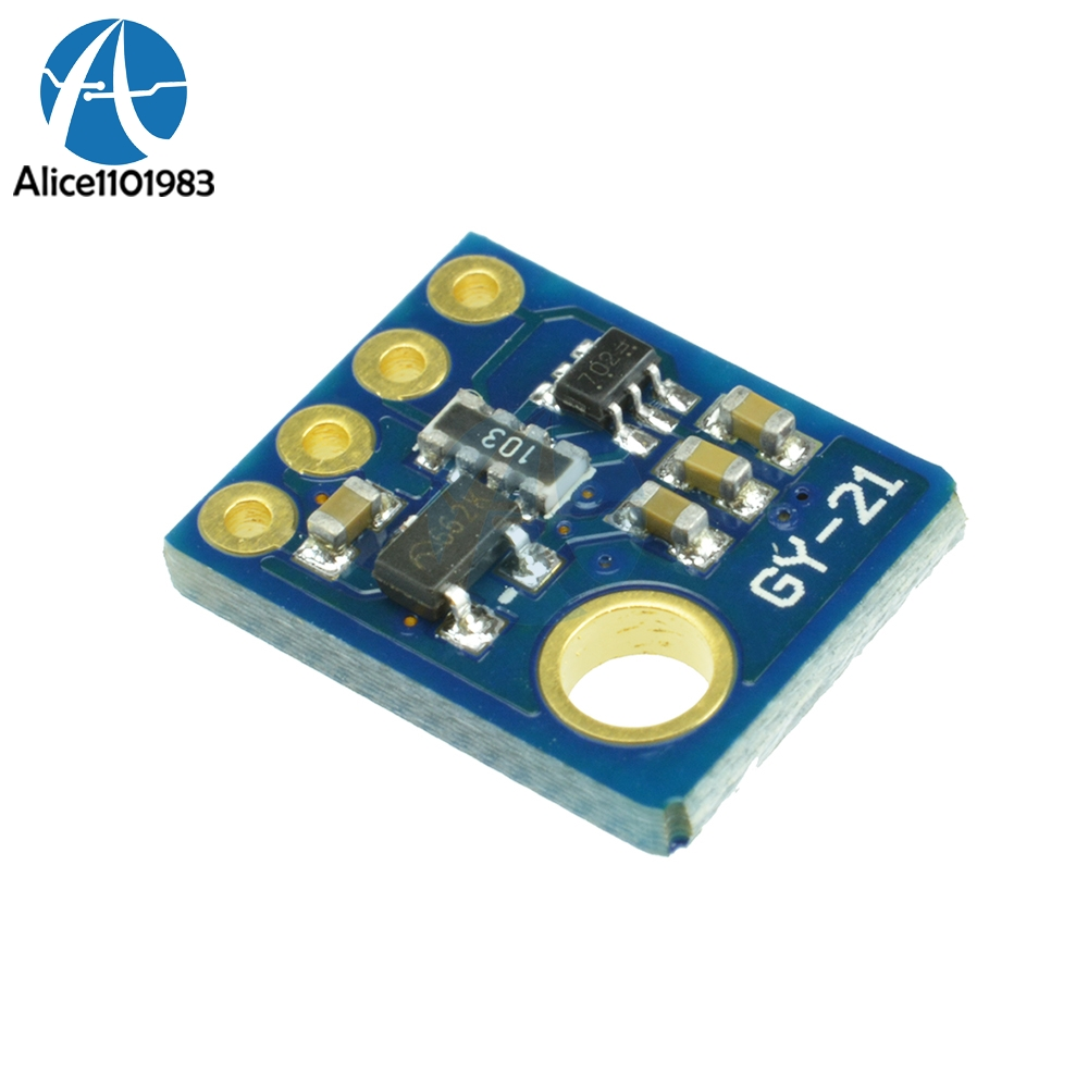 Si7021 High Precision Humidity Sensor I2C IIC Interface Module For Arduino Low Power CMOS IC GY-21 Industrial Board