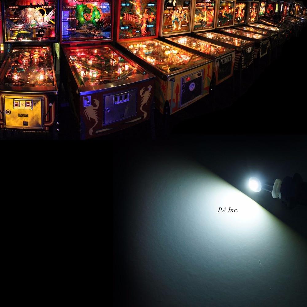 PA LED 10PCS x langırt maşın 1 LED 5050 - Avtomobil işıqları - Fotoqrafiya 5