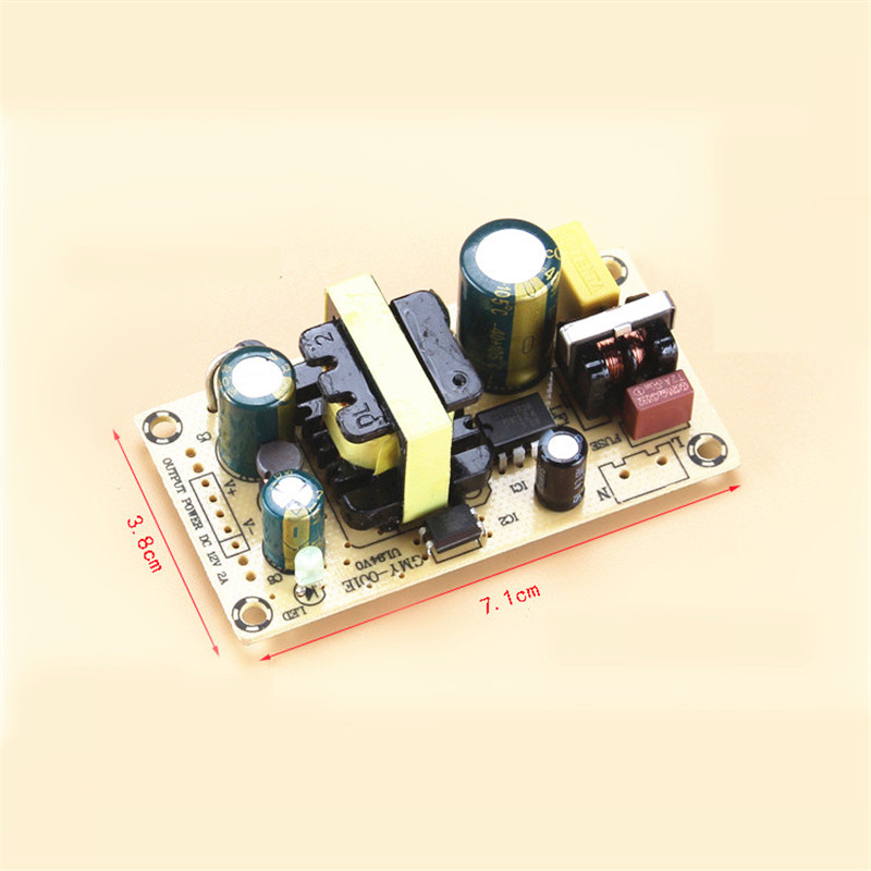 AC-DC 12V2A 24V1A Switching Power Supply Module  Bare Circuit AC100-265V to DC12V2A DC24V1A Board for Replace/Repair meanwell 12v 350w ul certificated nes series switching power supply 85 264v ac to 12v dc