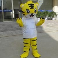 Аниме мультфильм тигр талисмана животных мультфильм нарядное платье для взрослых Размеры Наряд Бесплатная доставка для взрослых Enterainment