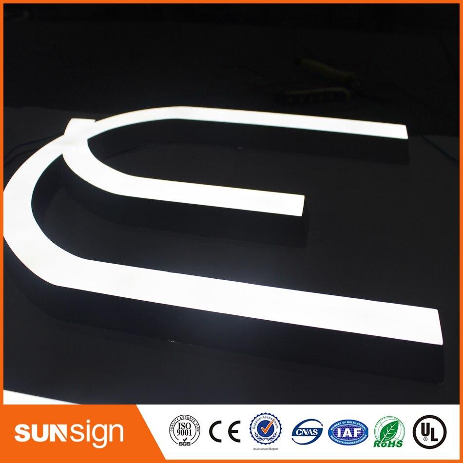 Custom 3D Led Channel Letters