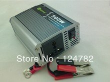 Inversor del coche inversor motor 12/24 220 v a 220 v 500 W interruptor de alimentación w envío libre