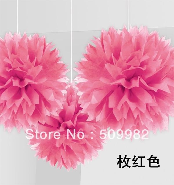 Exelent Paper Flower Ball Component - Top Wedding Gowns ...