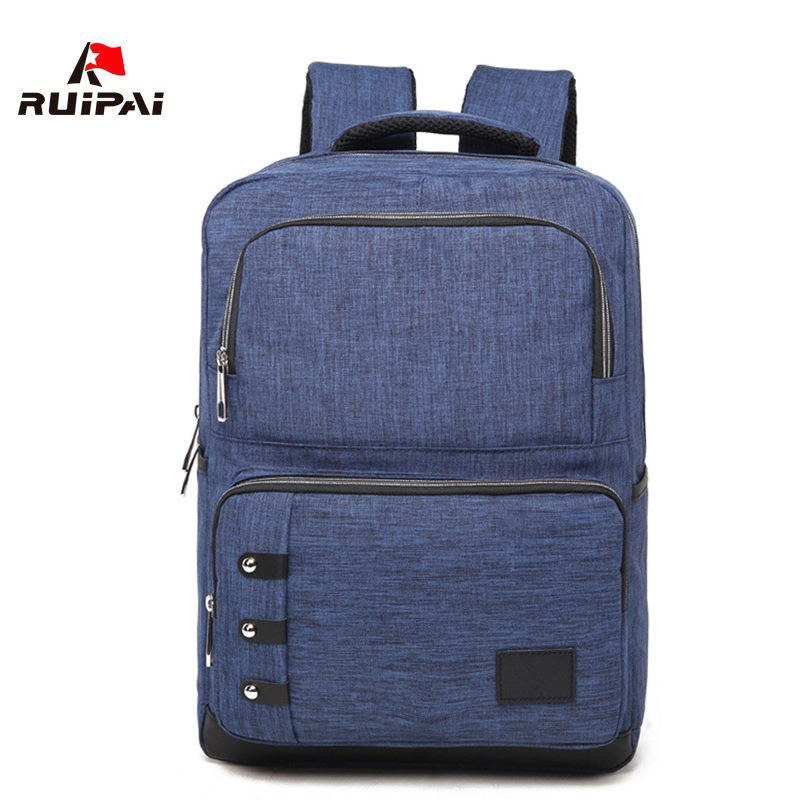 2018 New Brand Canvas 14 inch Laptop Backpack Men Backpacks for Teenage Boys Girls Travel Backpack School Bags Women Male Bags bacisco men women backpack 16inch laptop backpacks for teenage girls casual travel bags daypack canvas backpack school mochila