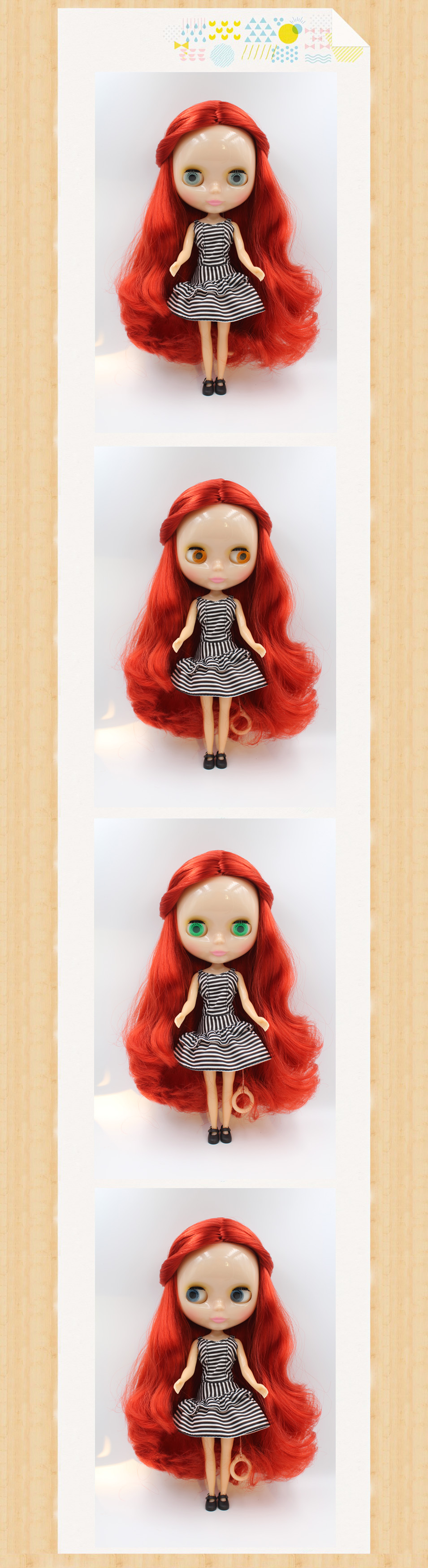 China nude blythe Suppliers