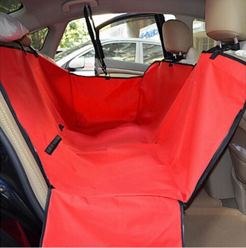 REAR WATERPROOF CAR SEAT COVER DOG PET PROTECTOR SEAT LEON