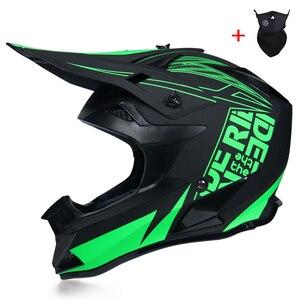 Image 4 - Professionele Lichtgewicht Motocross Helm Atv Off Road Downhill Cross Capacete Da Motocicleta Cascos Dot Goedgekeurd
