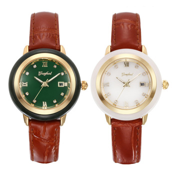 2020 Rushed Time-limited Wholesale Tremble Boom And Tianyu Watches Baiyu Couple Jade On Behalf Of One