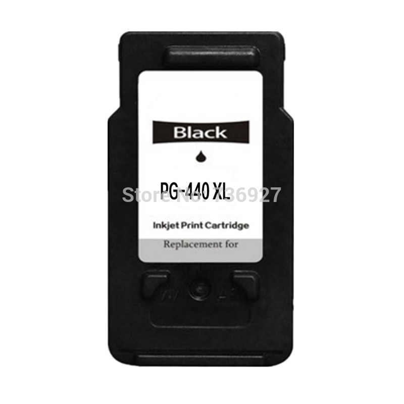 Black PG440 PG 440 PG 440 XL Ink Cartridge For Canon PIXMA MX374 MX394 MX434 MX454