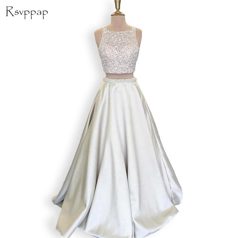 Beste Lange Silberne Abschlussballkleid Fotos - Brautkleider Ideen ...