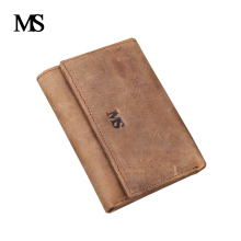 Brand men wallets dollar price purse Genuine leather wallet card holder designer mini wallet high quality TW1632-1 цена